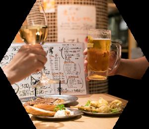 姫路で立ち飲みならこの居酒屋