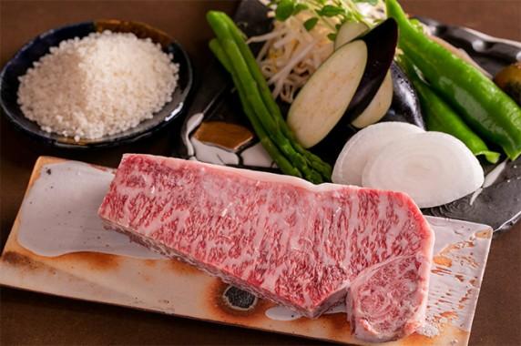 焼く前のお肉